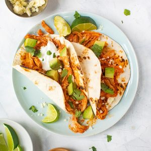 Rico Rodriguez' Mom's Chicken Tacos