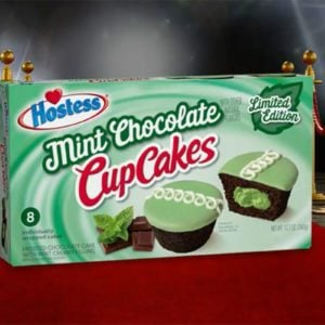 Mint Chocolate Hostess Cupcakes Are Here, Just in Time for St. Patrick's Day