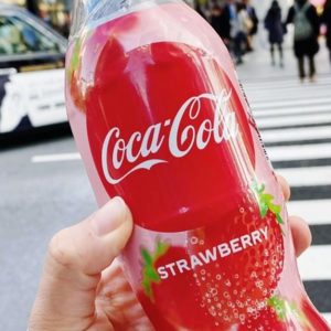 Coca-Cola Just Dropped Strawberry Coke, and We Can Already Taste Summer