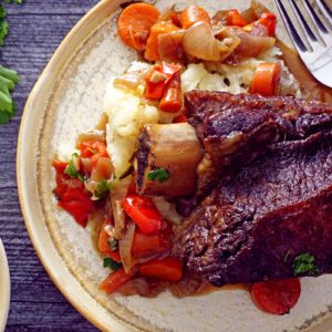 How to Make Perfect Dutch Oven Short Ribs