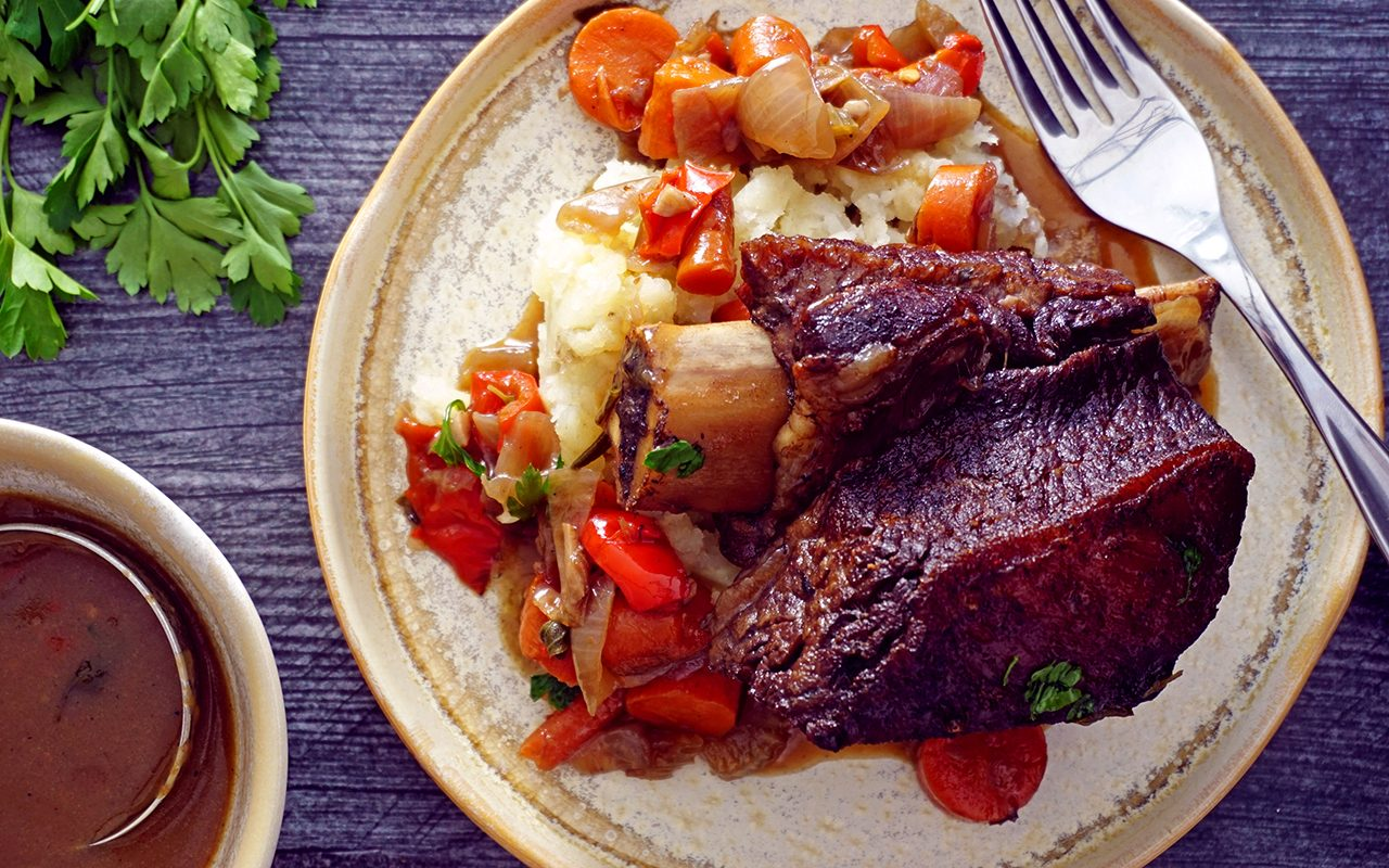 How To Make Perfect Braised Dutch Oven Short Ribs Recipe Tips