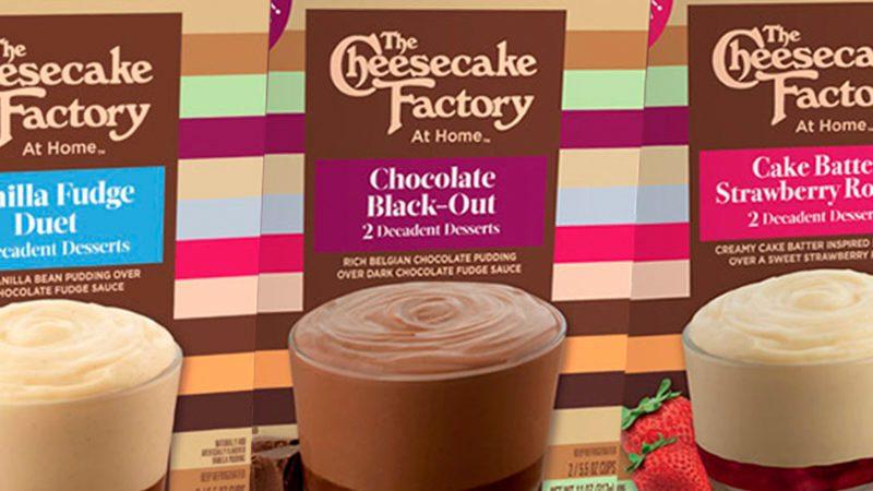 cheesecake factory decadent dessert