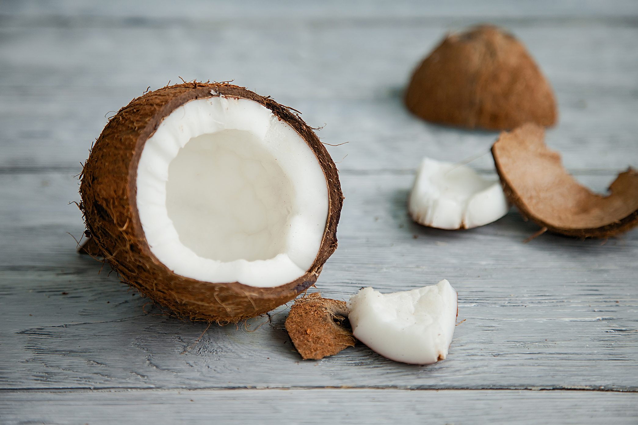 Is Coconut Actually a Nut?