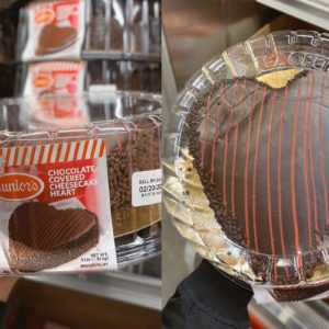 Costco Is Selling a Heart-Shaped Cheesecake, and It's All We Need for Valentine's Day
