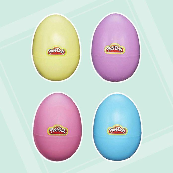 Easter Egg Playdoh