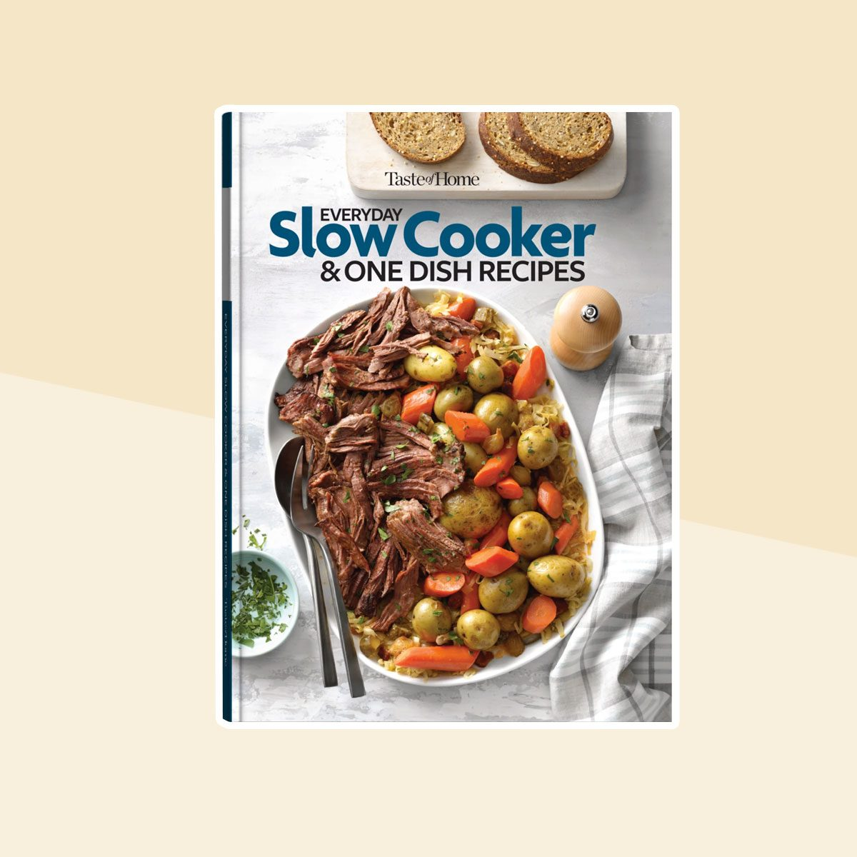 Everyday Slow Cooker and One-Dish Recipes