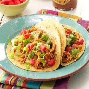 Rico Rodriguez' Mom's Chicken Tacos