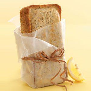 Light and Lemony Poppy Seed Bread