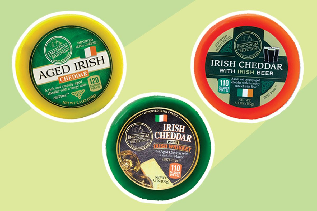 Emporium Selection Irish Cheese Cheddar Whiskey Emporium Selection Irish Cheese Aged Cheddar.jpgEmporium Selection Irish Cheese Aged Cheddar Emporium Selection Irish Cheese Cheddar Beer. .