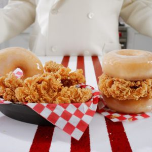 KFC Just Dropped Chicken & Donuts and It's All We've Ever Wanted in a Combo Meal