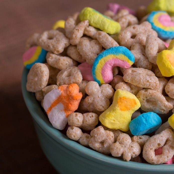 This Is What Your Favorite Cereal Brands Used to Look Like
