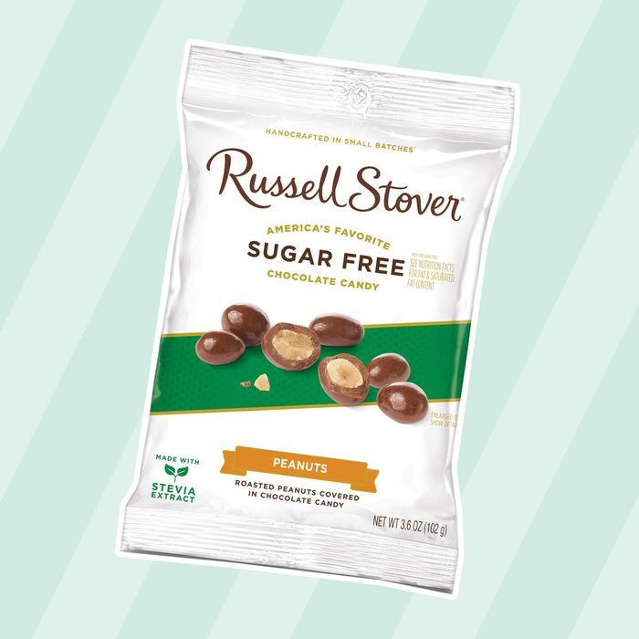 Russell Stover Sugar-Free Chocolate-Covered Peanuts