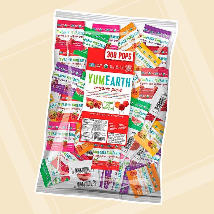 YumEarth Organic Lollipops
