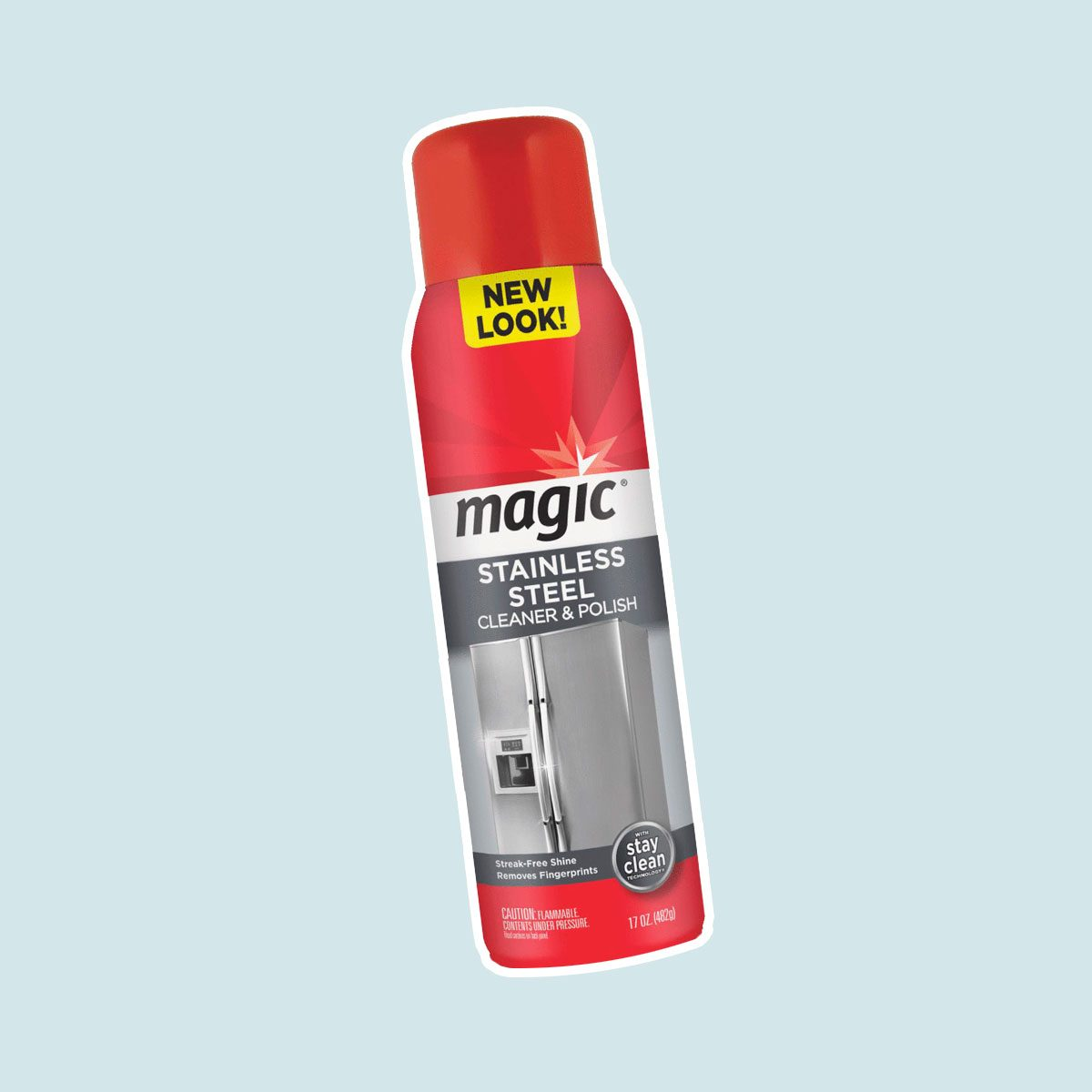 Magic Stainless Steel Cleaner & Polish
