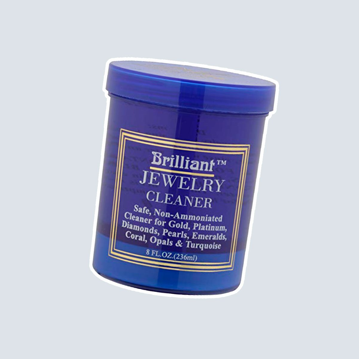 Brilliant Jewelry Cleaner