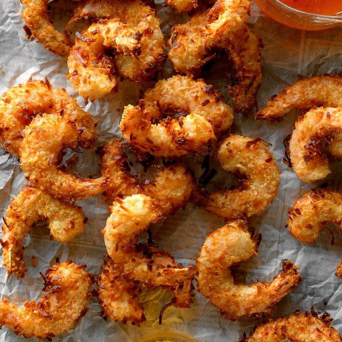 Air Fryer Coconut Shrimp With Apricot Sauce Exps Cf2bz20 245722 B12 11 1b 12
