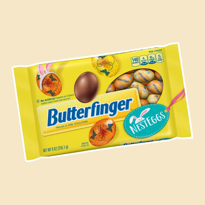 best easter candy Butterfinger Chocolate Nesteggs Easter Candy