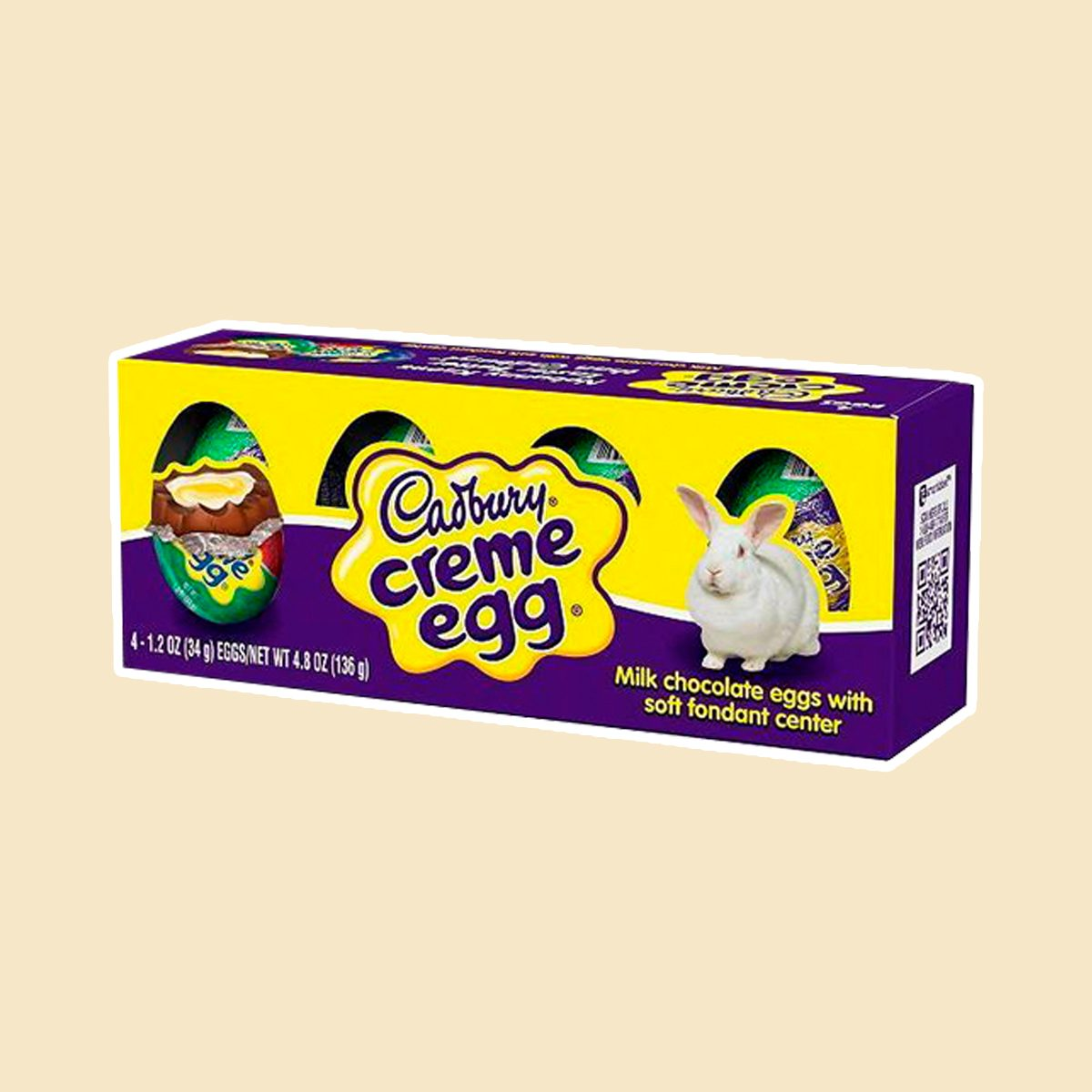Cadbury Creme Easter Egg