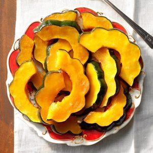Air-Fryer Acorn Squash Slices