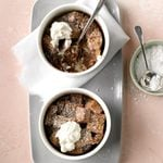 Air-Fryer Bread Pudding