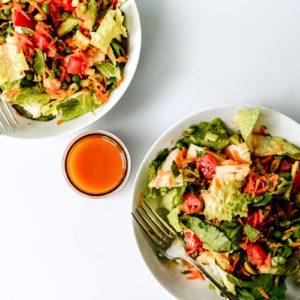 We Made Judy Garland's Vegetable Salad