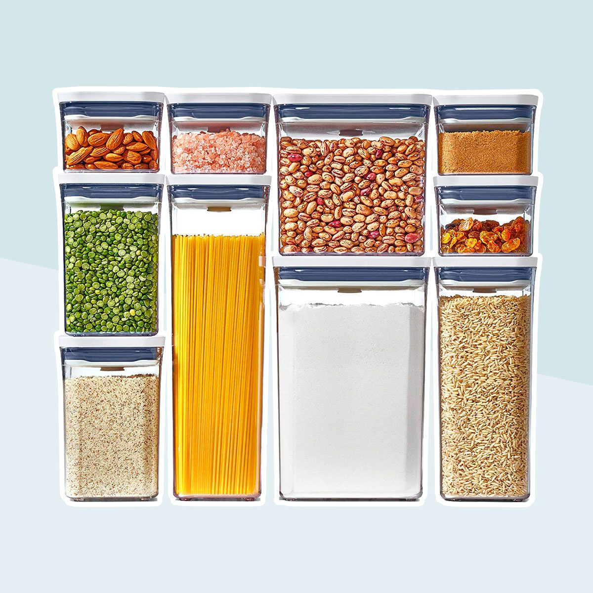 Dry Goods Containers