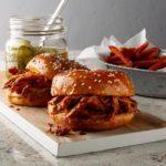 Dutch-Oven Pulled Pork Sandwiches