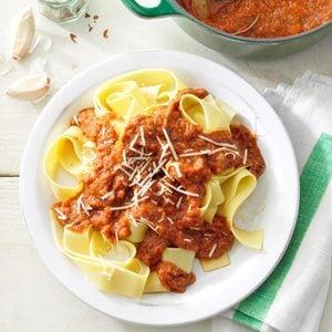 8 Homemade Vegan Pasta Sauce Recipes