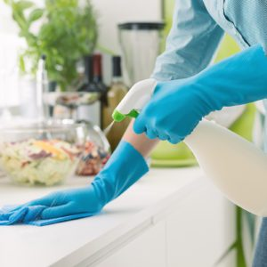 How to Clean Your Home, According to the CDC