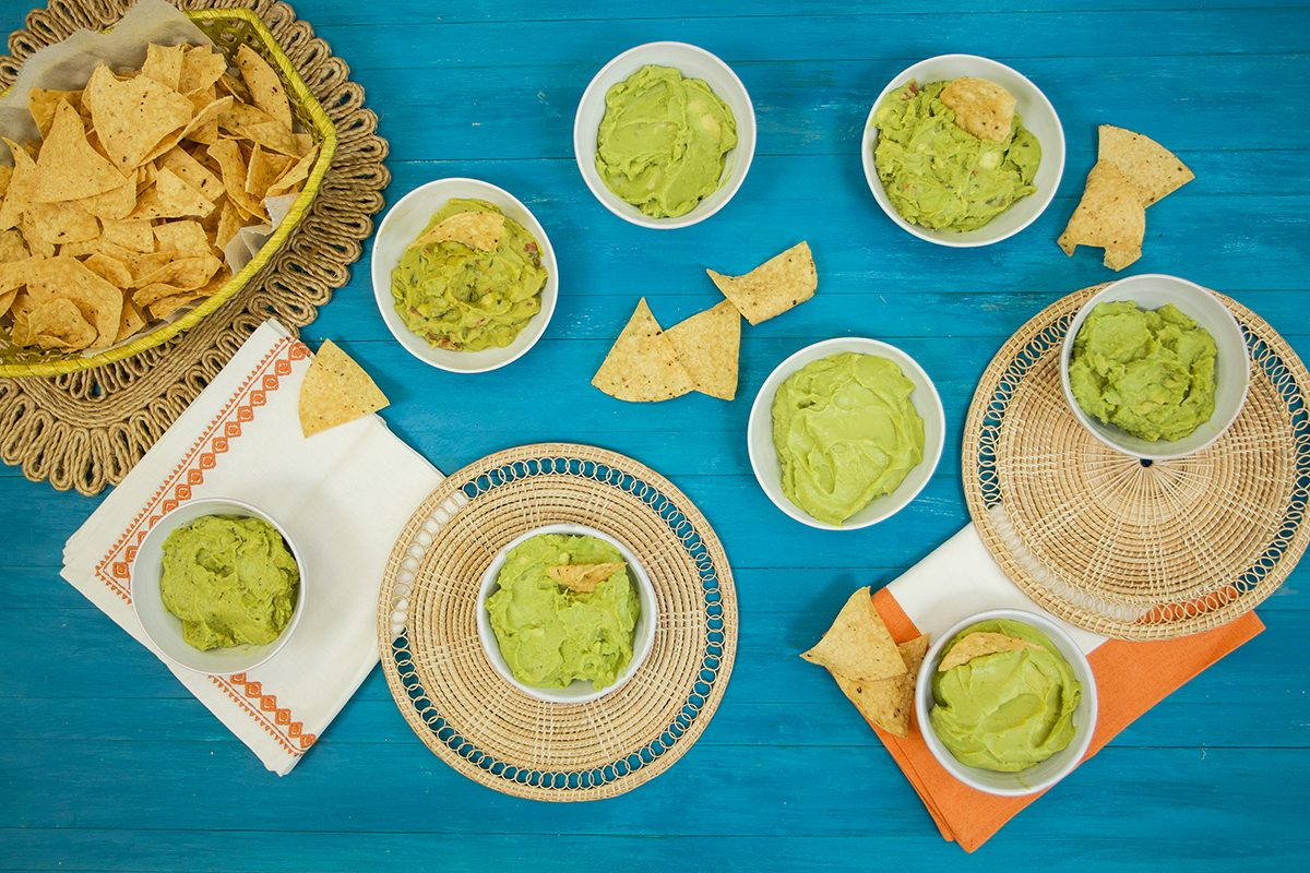 The Best Guacamole Brand According To Our Blind Taste Test