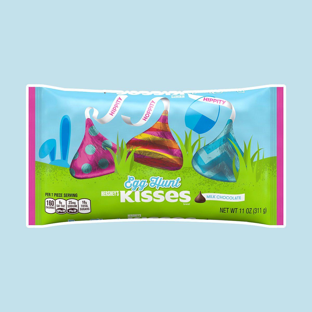 Hershey Kisses, Easter Egg Hunt Milk Chocolate Candy