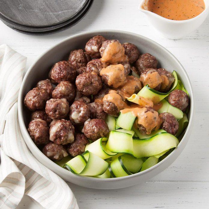 Keto Meatballs And Sauce Exps Ft19 231162 F 0725 1 Basedon 4