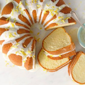 How to Make the Perfect Lemon Bundt Cake