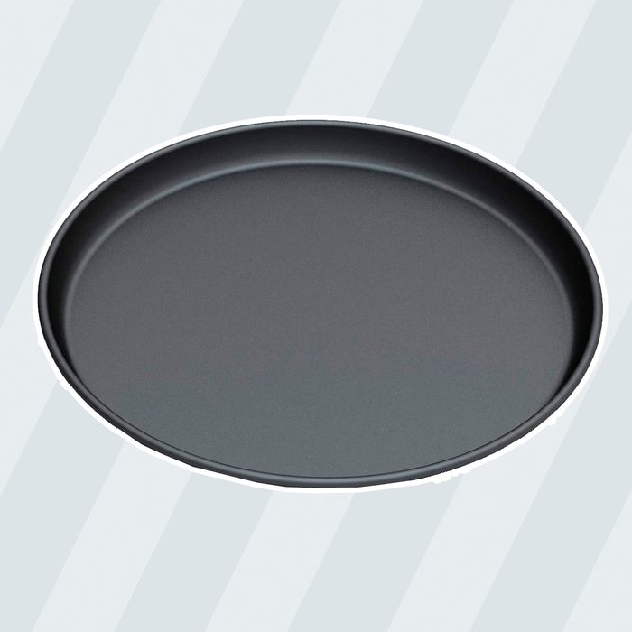12inch Universal Microwave Crisper Pan/Microwave Cookware Crispy Plate Fry Pan, Microwave Fried Egg Bacon Cooker, Reheat Frozen Pizza, Chicken Nuggets French Toast with Crispy Effect! …