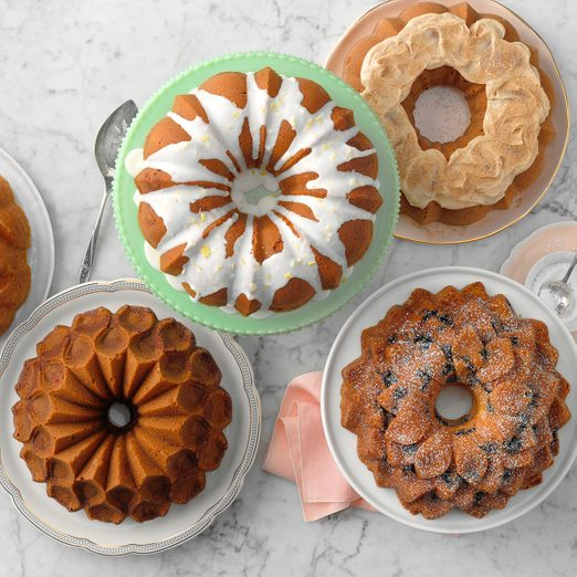 30 Bundt Cakes You Need to Make This Spring