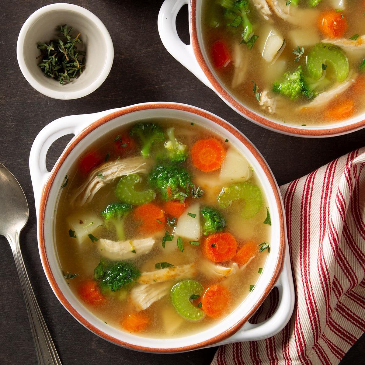 Pressure Cooker Loaded Chicken Veggie Soup Exps Ft20 191181 F 0124 1 7