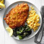 Air-Fryer Pretzel-Crusted Catfish