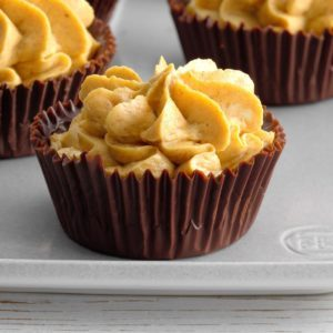 Pumpkin Pie Cups