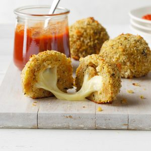 Air-Fryer Quinoa Arancini