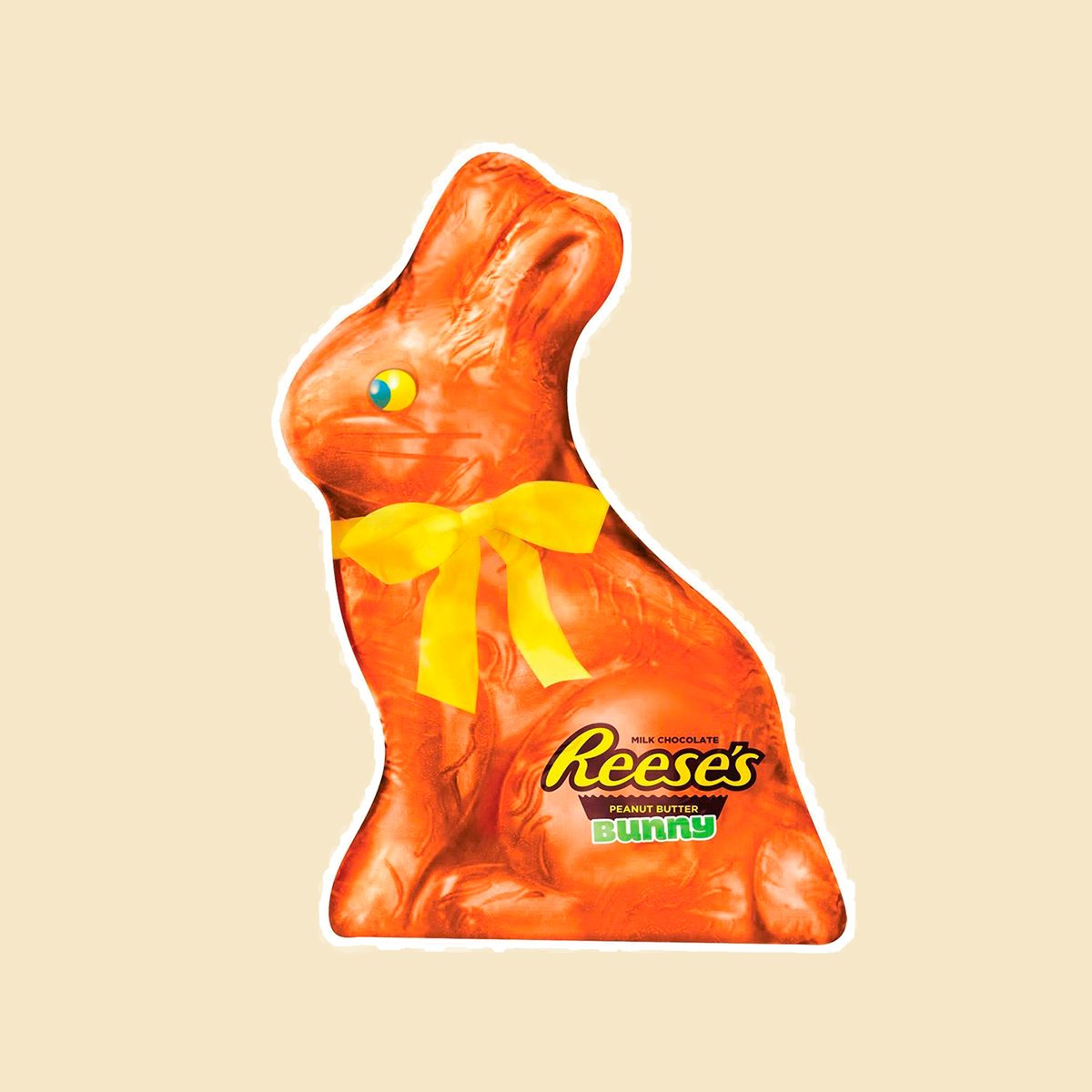Reese's Peanut Butter Bunny Unboxed