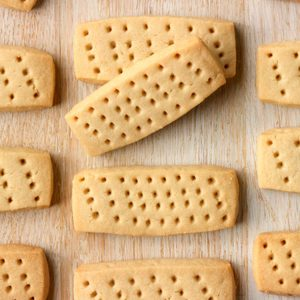 Air-Fryer Scottish Shortbread
