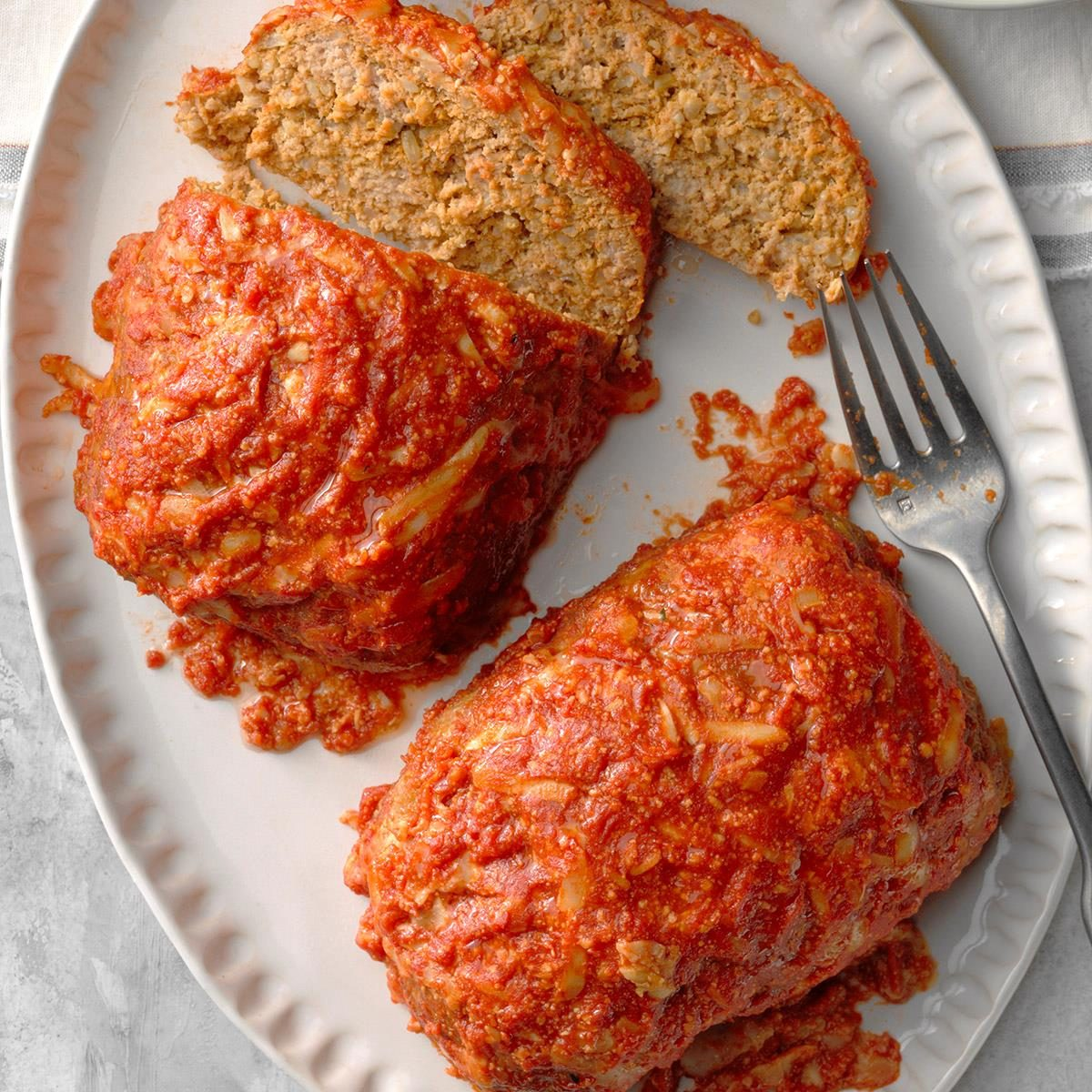 Day 3: Taco Turkey Meat Loaf