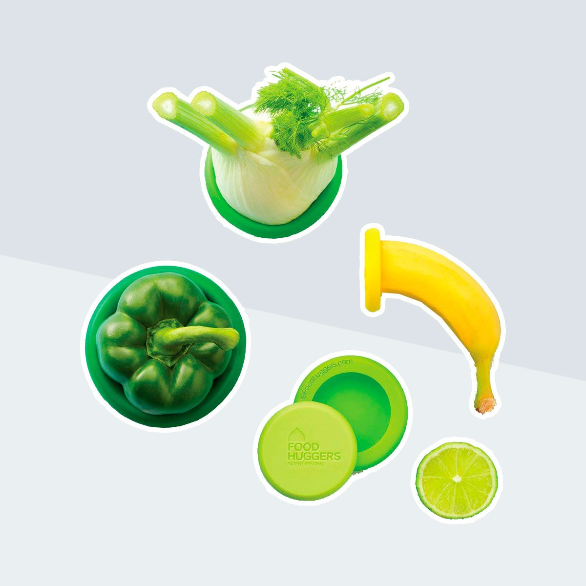 Silicone Food Huggers