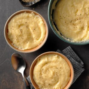Slow-Cooker Grits