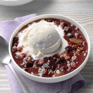 Slow-Cooker Berry Compote