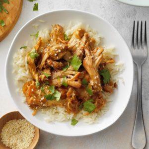 Slow-Cooker Teriyaki Chicken