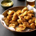 Air-Fryer Sweet Potato-Crusted Chicken Nuggets