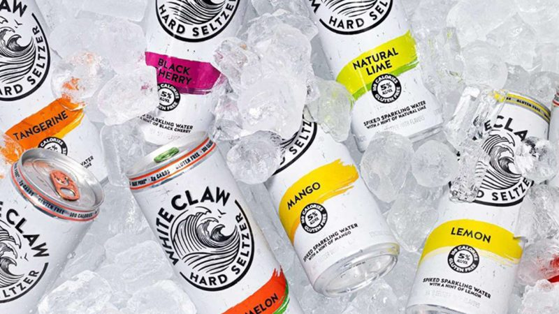 White Claw Just Dropped 3 New Flavors, and We're Trying Them ALL social flow 1200x800