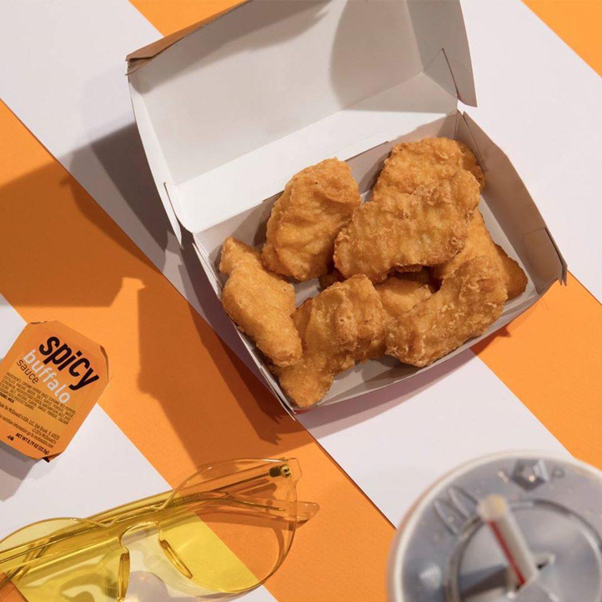 McDonald's chicken nuggets