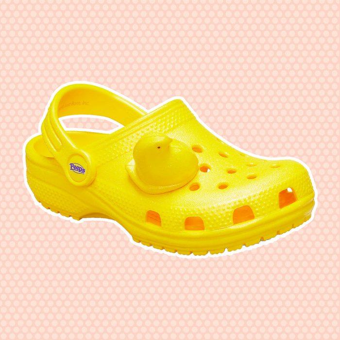 Peeps x Crocs